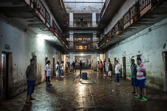 El cuarto mundo no tan lejos: La cárcel de Villa Urquiza en Tucumán ...