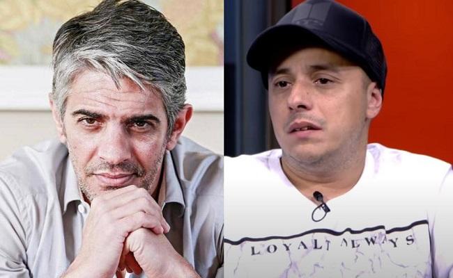 Pablo Echarri le lanzó un dardo al Dipy tras el choque que protagonizó y el cantante le respondió
