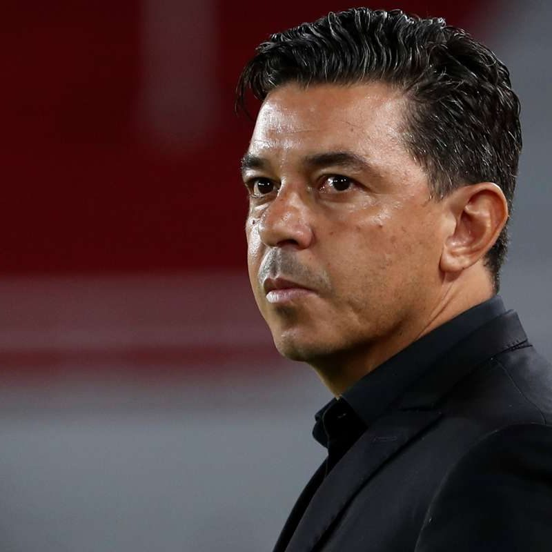 "Gallardo afirmó que River irá por la ""épica"" a Brasil"