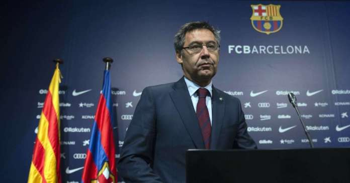 """""""Barça Gate"""": Detuvieron a Josep Maria Bartomeu, expresidente del Barcelona"""