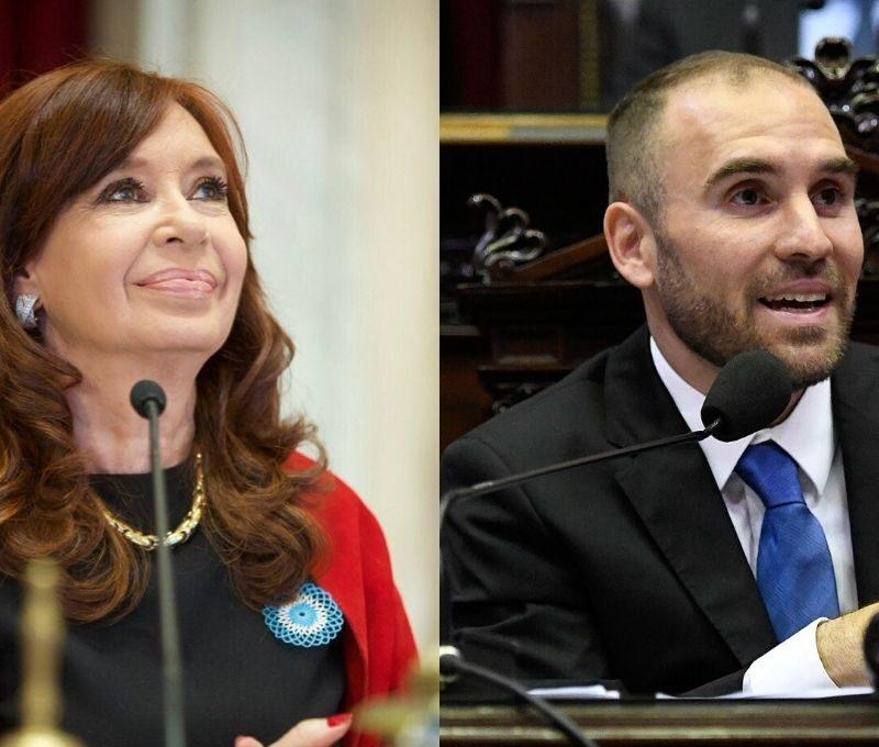 """Martín Guzmán sobre CFK  """"Ella dice que no se tiene memoria de un préstamo así y es cierto"""""""