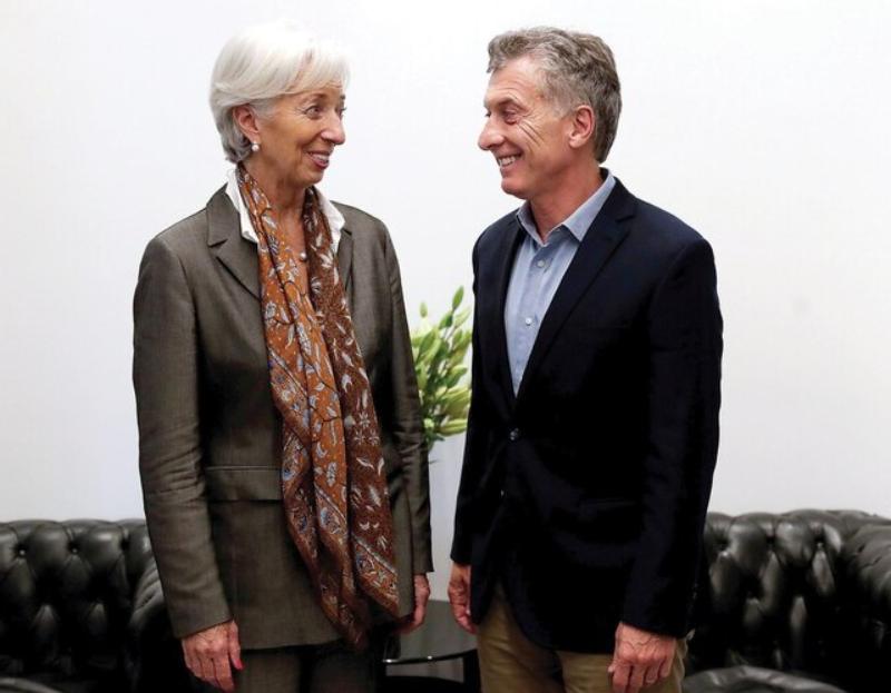 Endeudamiento macrista: el Estado será querellante en la causa que investiga la deuda con el FMI