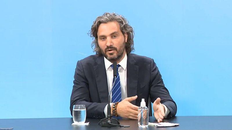Santiago Cafiero salió a respaldar al presidente luego de la polémica frase