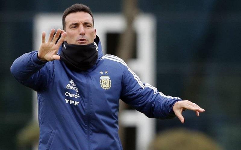 Scaloni entregó la lista para la Copa América con varias sorpresas