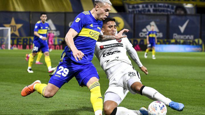 Boca juega esta noche contra Patronato por los cuartos de final de la Copa Argentina