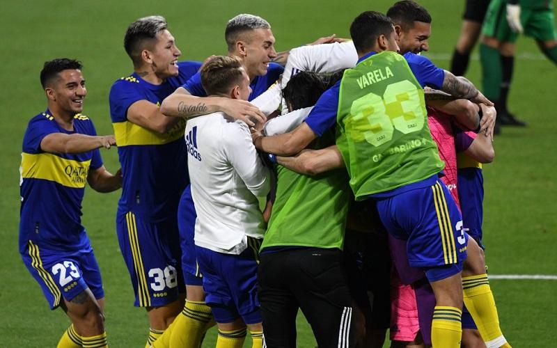 Copa Argentina: En los penales, Boca superó a Patronato y avanzó a semifinales