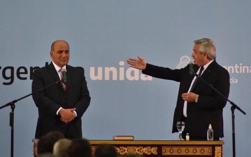 Alberto Fernández tomó juramento a los nuevos ministros de su Gabinete
