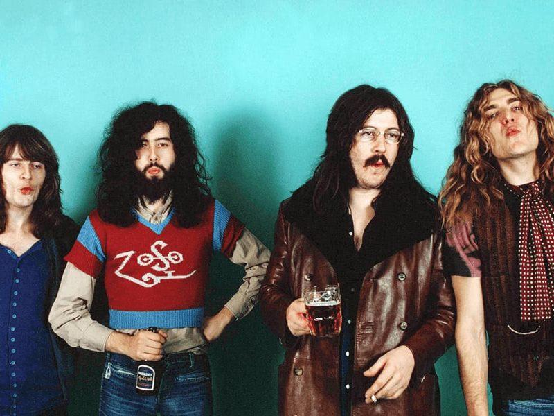Salió el primer teaser del único documental de Led Zeppelin que aprobó la banda